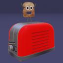 toast acrobatics