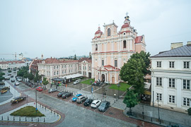 Vilnius, Lithuania, 2017