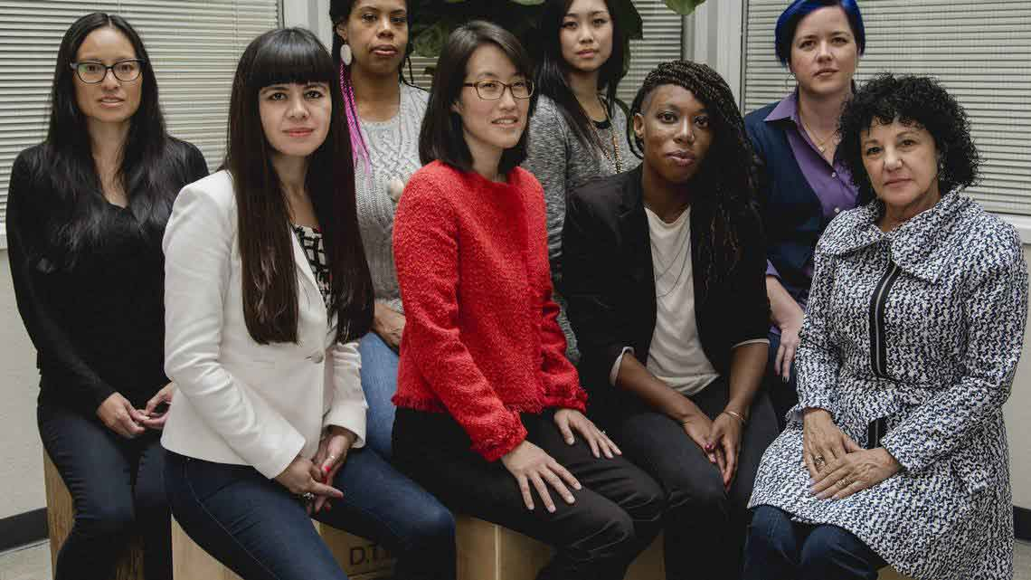 A fast path to get more women in Silicon Valley