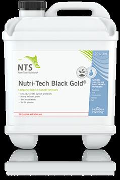 nutri-tech black gold