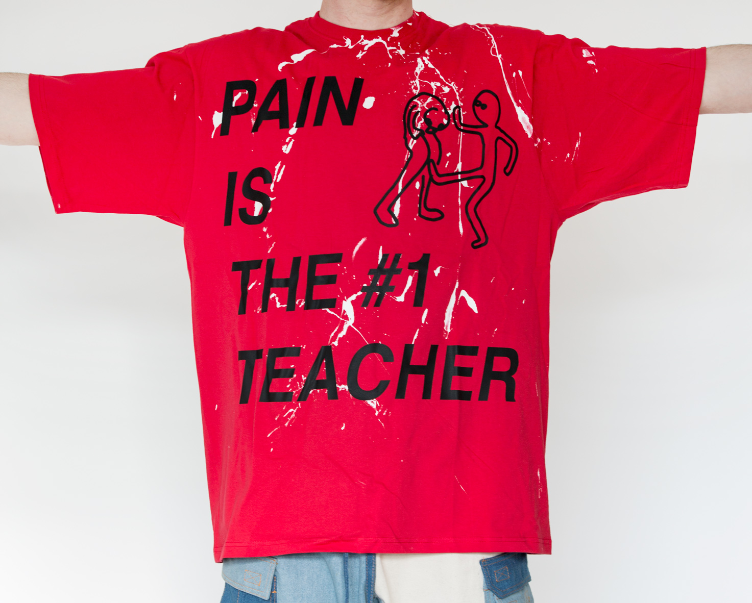 Pain Is The #1 Teacher