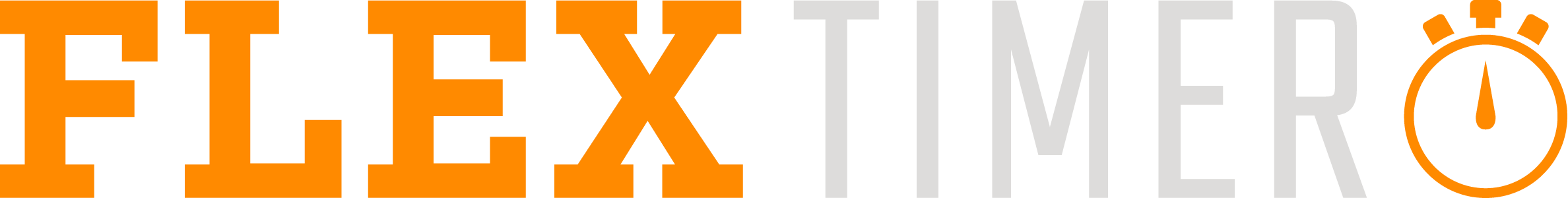 Flex Timer Logo