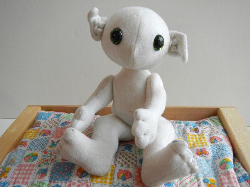Babby Poppet Doll