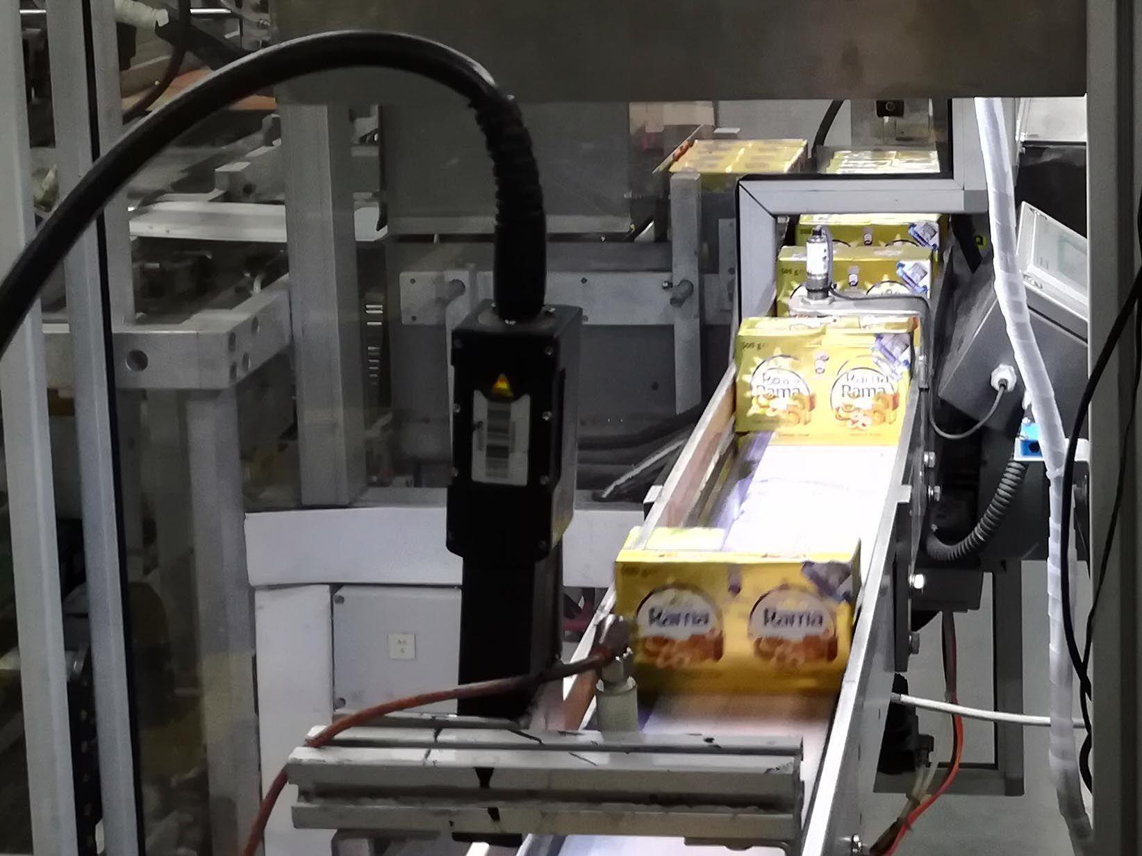 linie productie RAMA