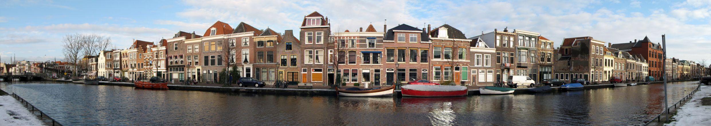 Panorama of Leiden