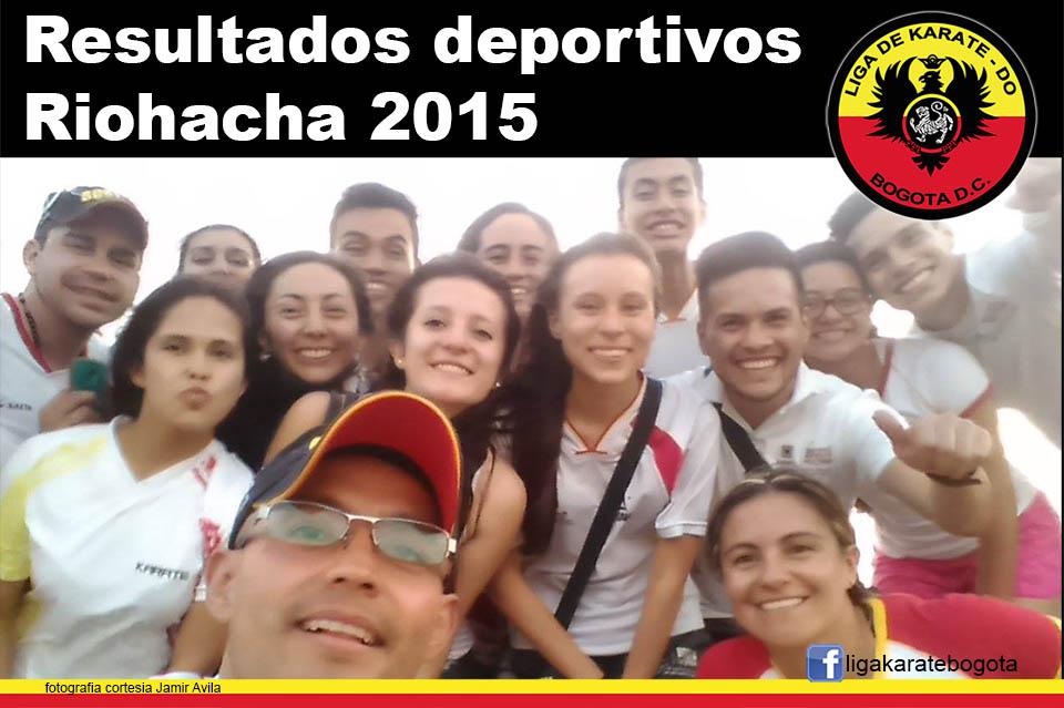 Imagen de portada para el artículo: Riohacha 2015