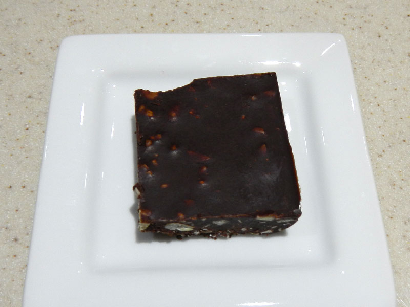 Raw Chocolate Bliss Top