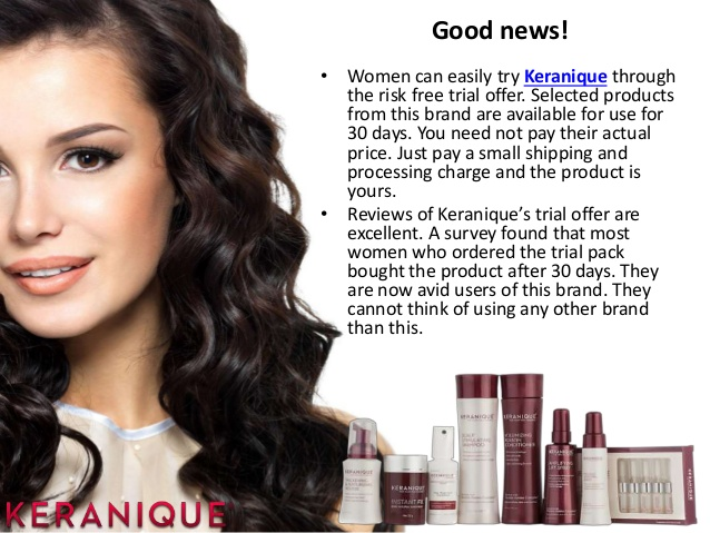 Keranique And Keranique Vitamins Hair Reviews