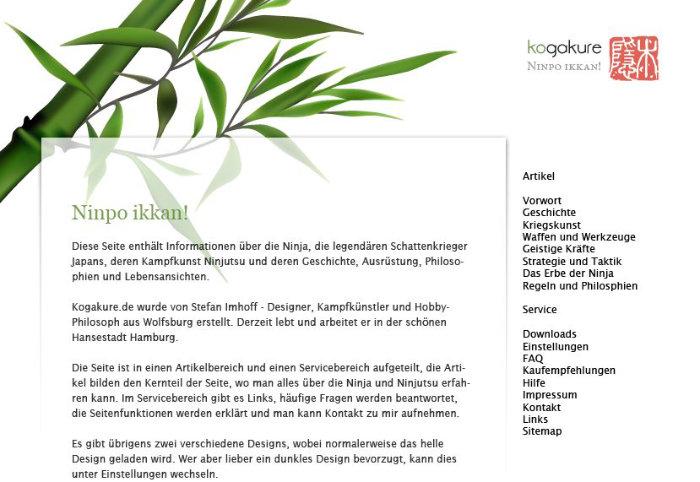 Website 2006