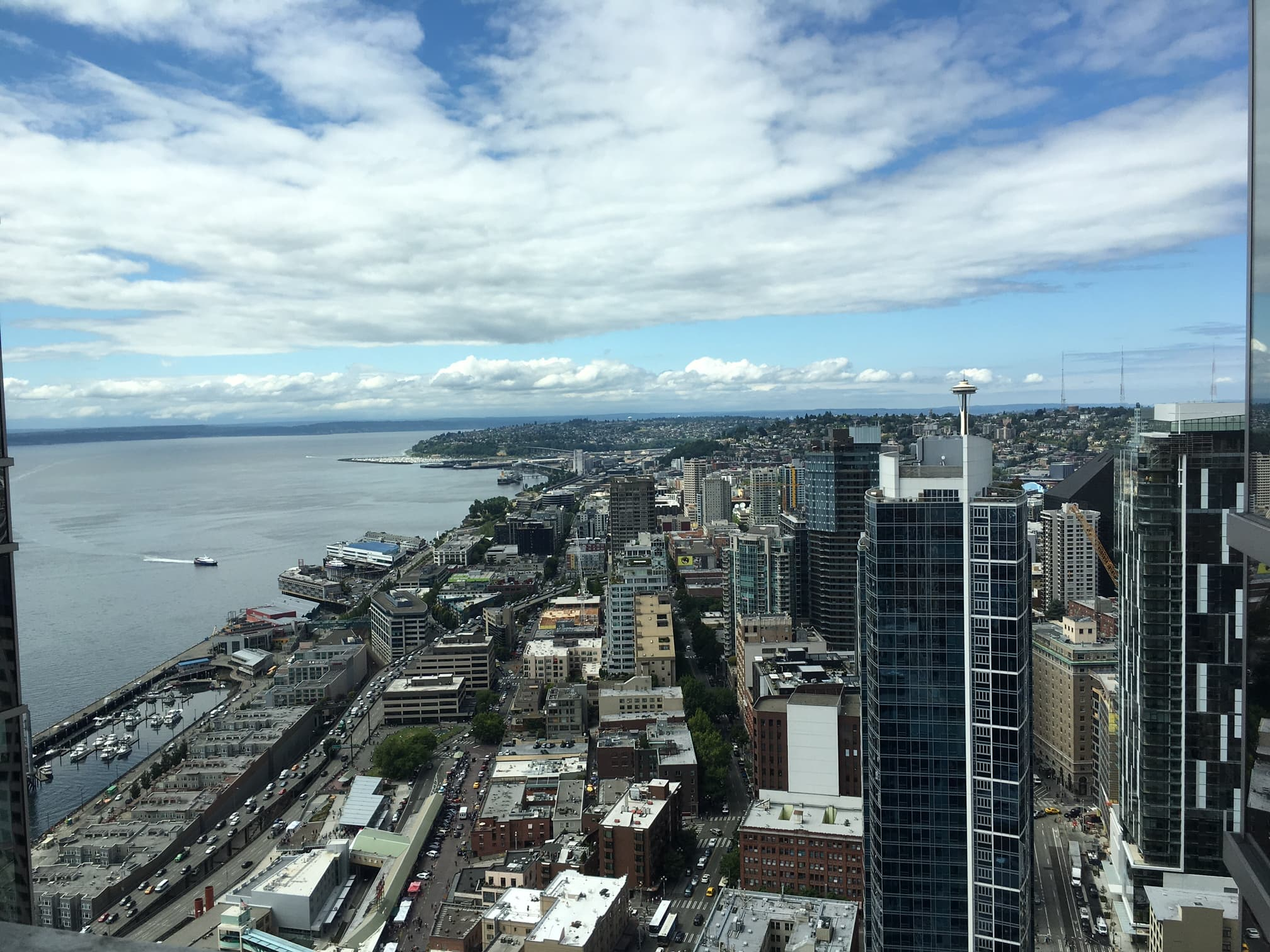 View from the Zillow Office