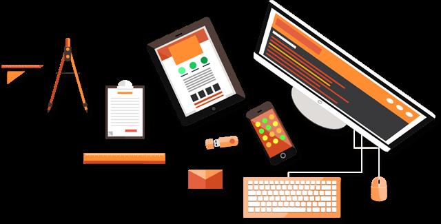 طراحی سایت، اپلیکیشن موبایل و ربات تلگرام