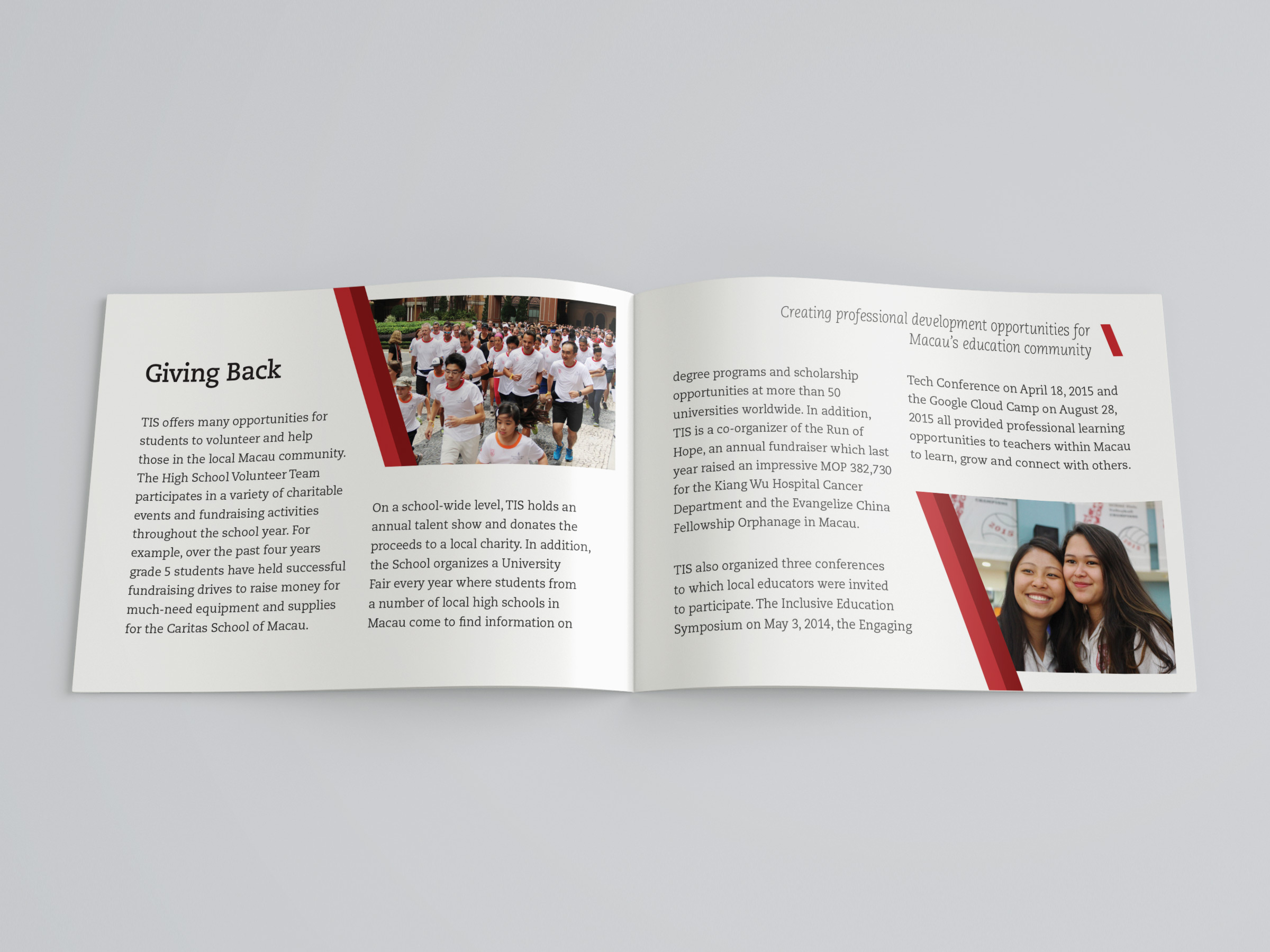 Fundraising Booklet
