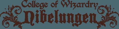 College of Wizardry: Nibelungen Logo