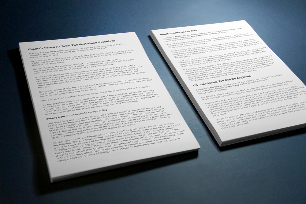 Professional freelance German to English translation