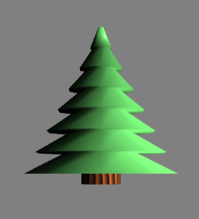 Generated Tree