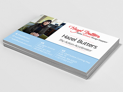 Hazel Butters