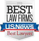 2013 Best Law Firms U.S. News