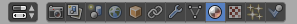 Blender materials properties panel