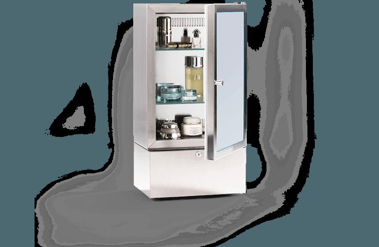 Highclass cosmetics refrigerator