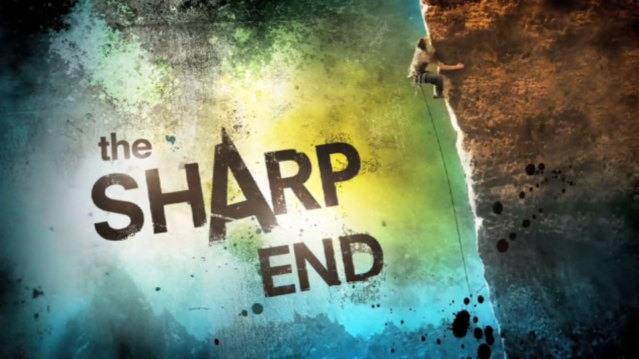Image of The Sharp End