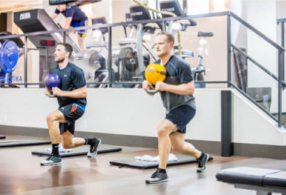 experienced and highly-trained personal coaches at Fitnastika Fitness in Vancouver