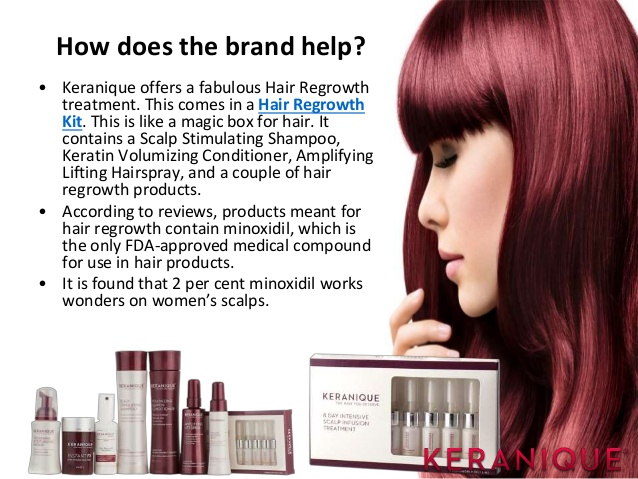 Keranique Hair Loss Reviews