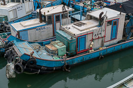 Yongan Fishing Harbor, Xinwu District, Taoyuan City, Taiwan, 2018