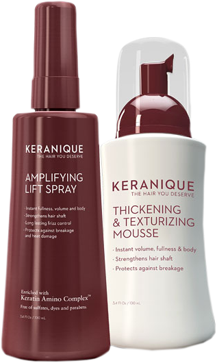 Keranique Hair Therapy Review