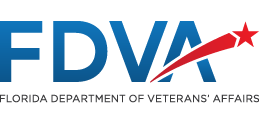 Florida Department of Veterans' Affairs logo
