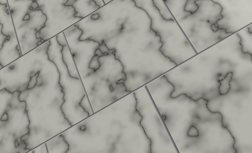 Marble Procedural texture