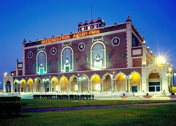 Paramount Theater, Asbury Park, NJ