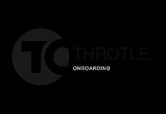 Throttle Onboarding