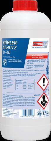 821015 Kuehlerschutz D-30 1,5L