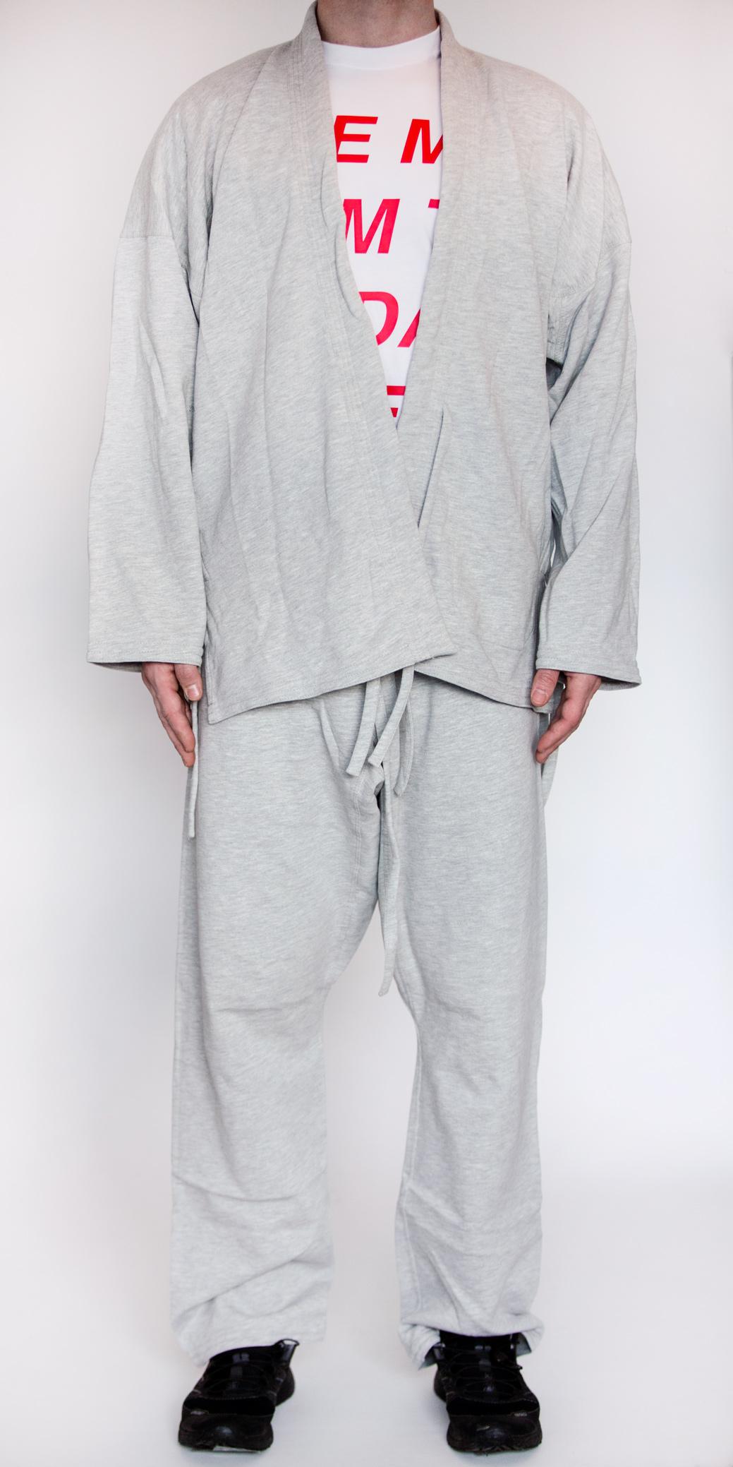 Light Grey Jersey