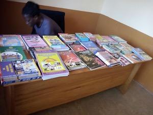 uganda books