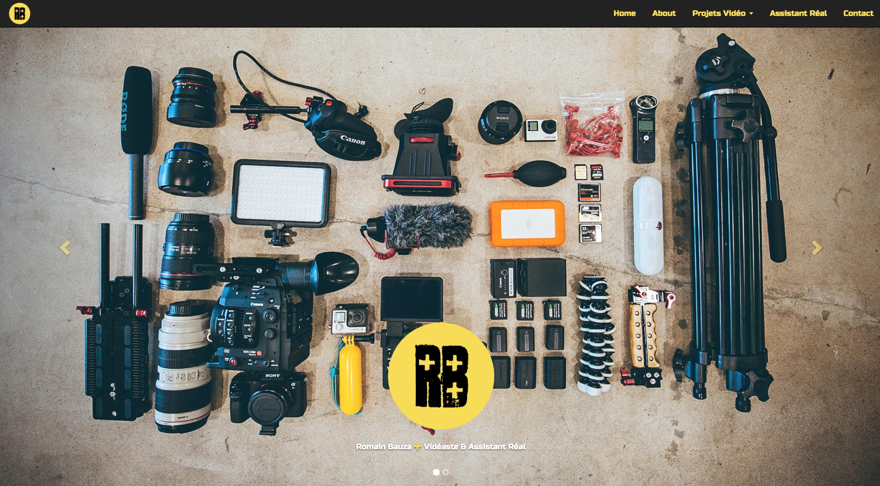 photo portfolio de Romain Bauza