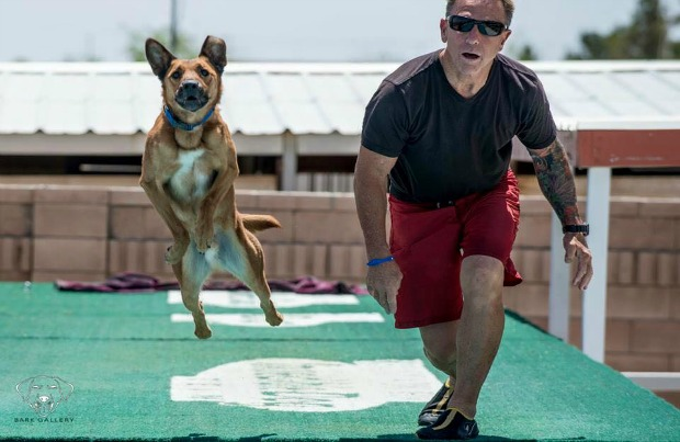 How Lou Mack made a career out of Frisbee