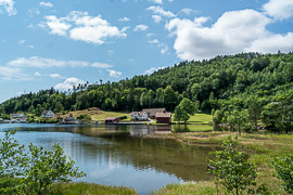 Farmstead near Søgne.