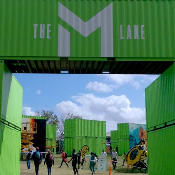 Project thumbnail - The M Lane