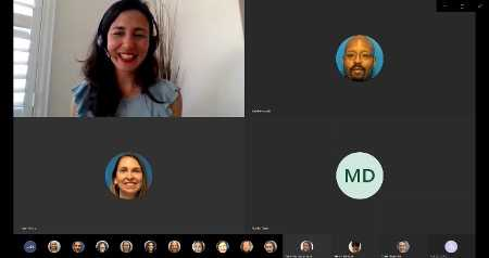 Community Conversation on Mental Health with Dr. Jenna Sage