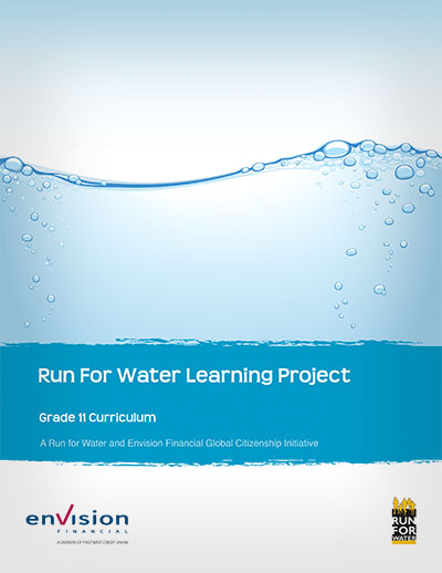 Run for Water Learning Project
