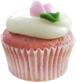 Strawberry Guava With cream cheese frosting
