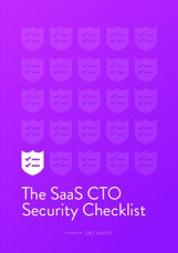 CTO Security Checklist