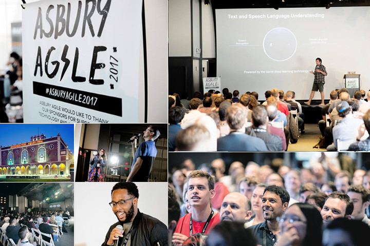 Collection of photographs from Asbury Agile 2018