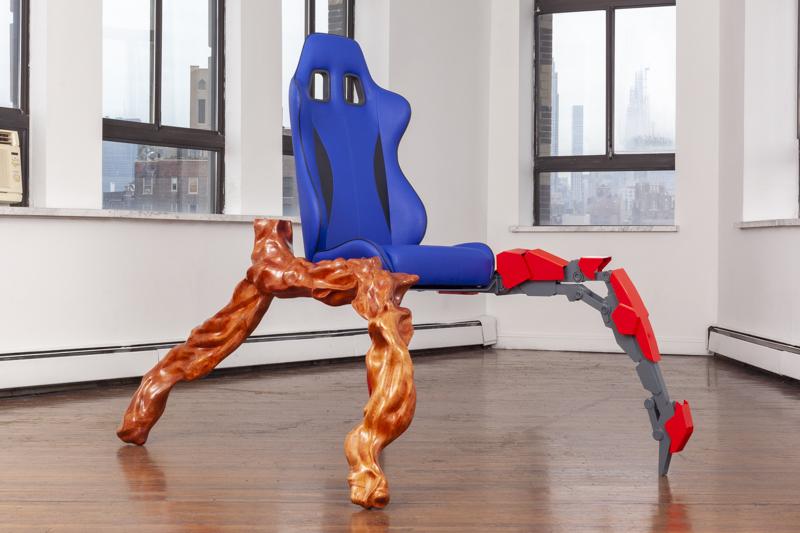 Bio-Mech Chair (2019)