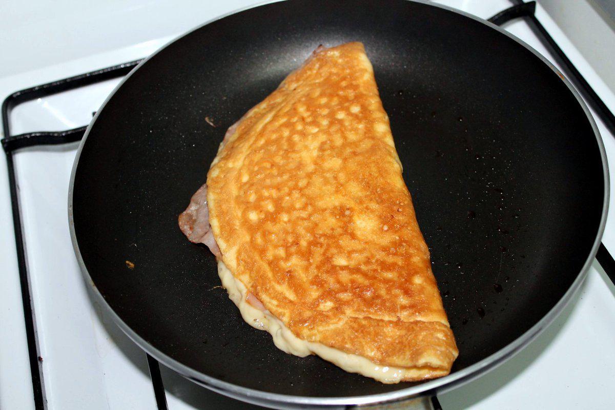 • ...e spegniamo quando il formaggio si sarà fuso