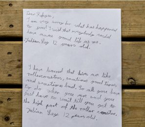 Letter to Refugees