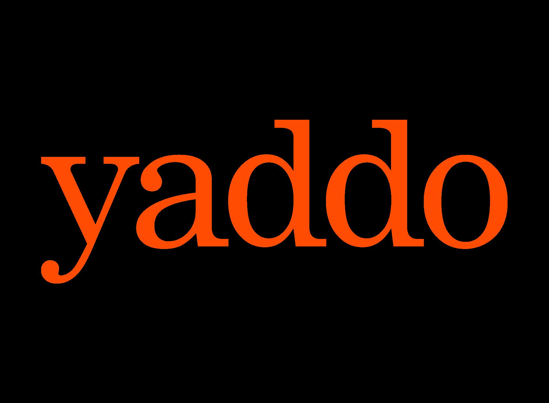 yaddo logo