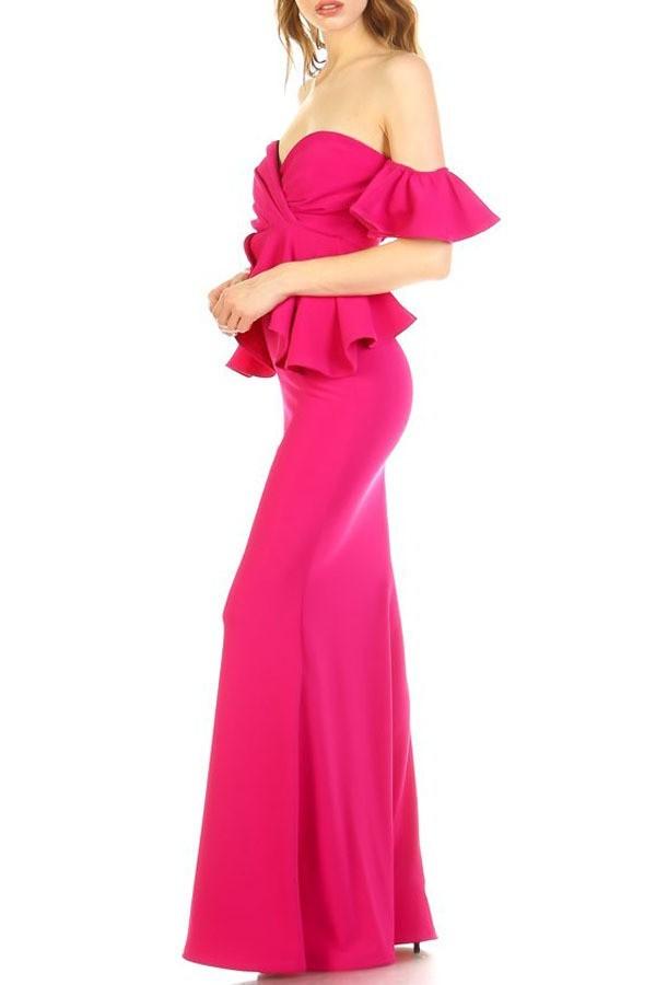 Púrpura Vestidos | Alquiler y venta de vestidos de fiesta