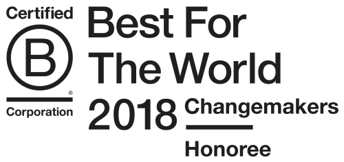 2018 B Corp Best for the World